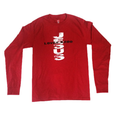 Long-Sleeve-T-Red