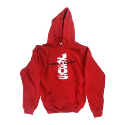 Hoodie-Red